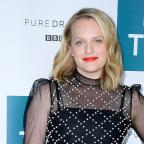 Messenger Newspapers: Elisabeth Moss at a photocall