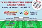 TRAFFORD FC: Stage set for all-stars clash