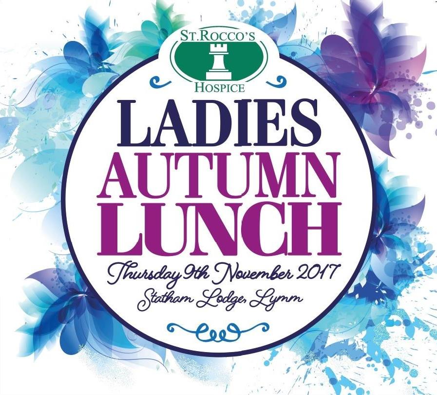 St Rocco's Ladies Autumn Lunch