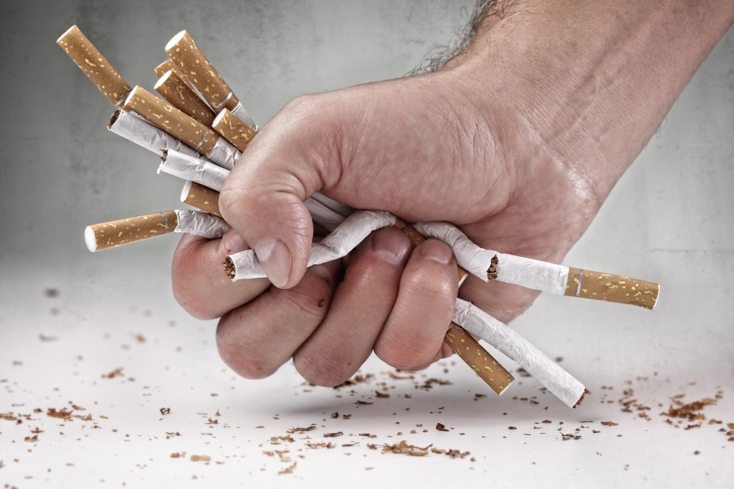 'Don't Be The 1' quit smoking campaign launches