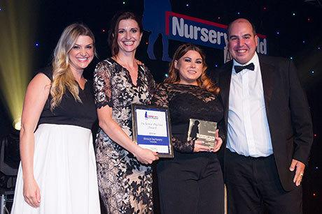 WINNER: From left: Host, Anna Williamson, Justyna Ogrodniczek, Ami Mahon and Dr Adam Boddison