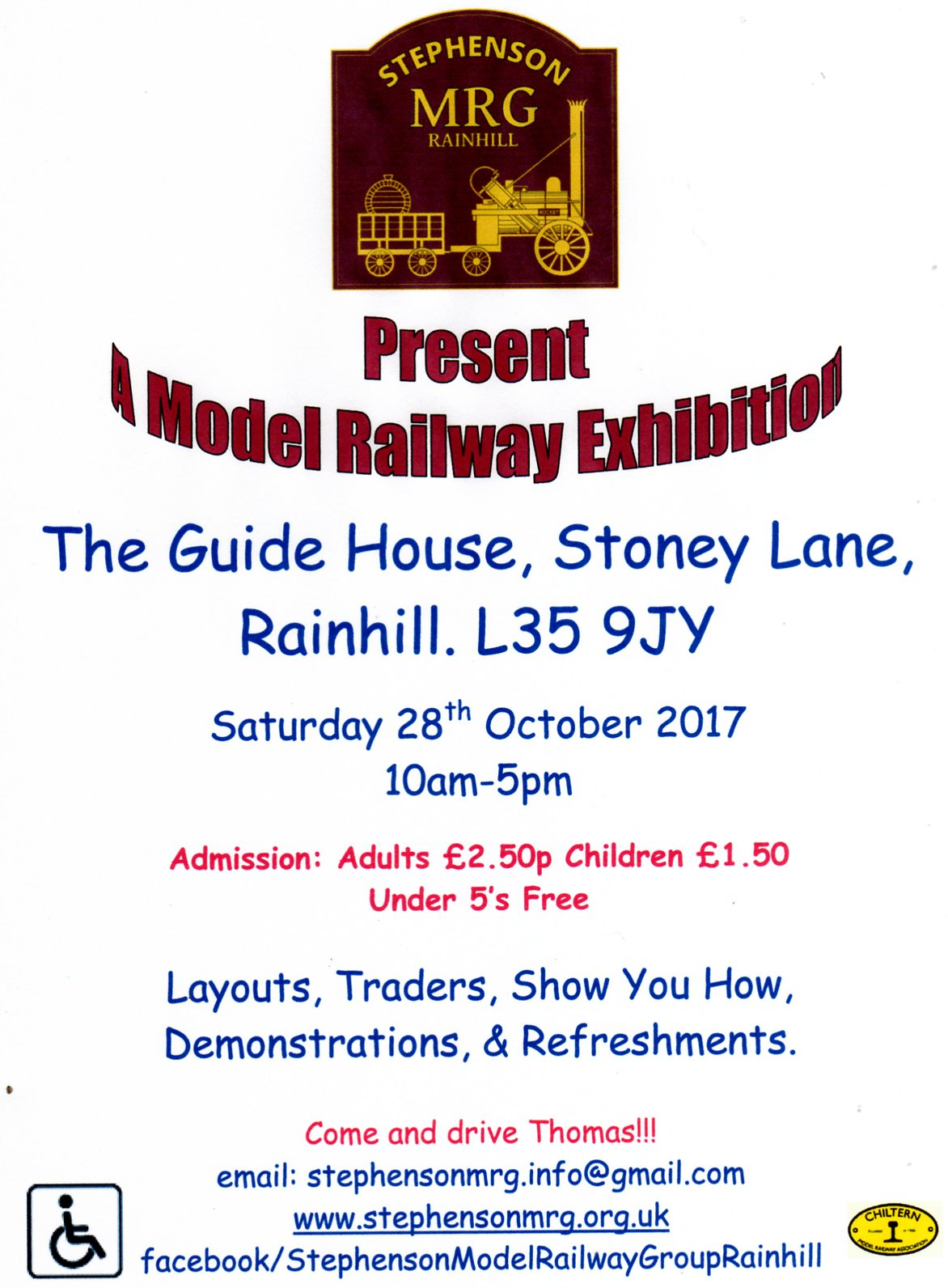 Stephenson Model Railway Group, Rainhill