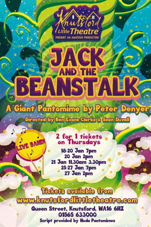 Jack and the Beanstalk - The Giant Panto