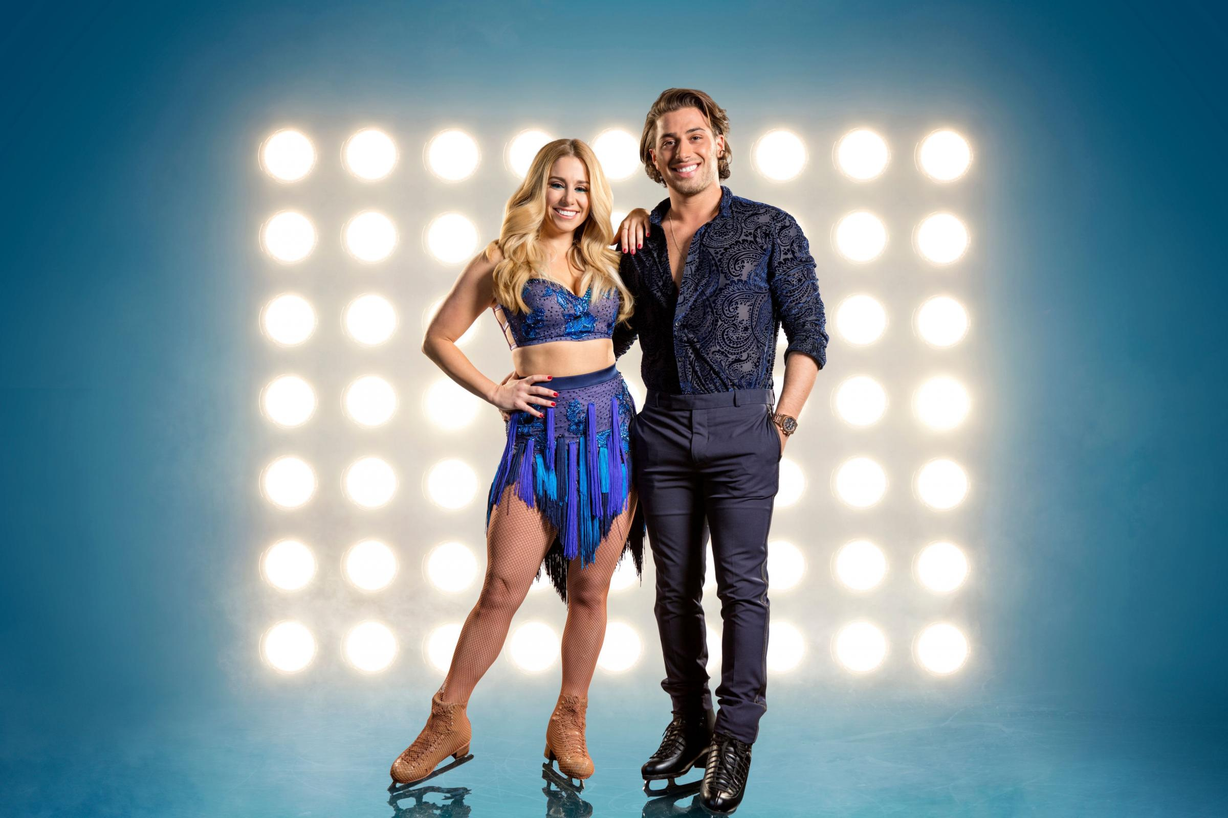 Kem Cetinay is to star in the Dancing On Ice tour (Steve Brown/ITV)