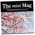 Messenger Newspapers: traford feb 2018 cover