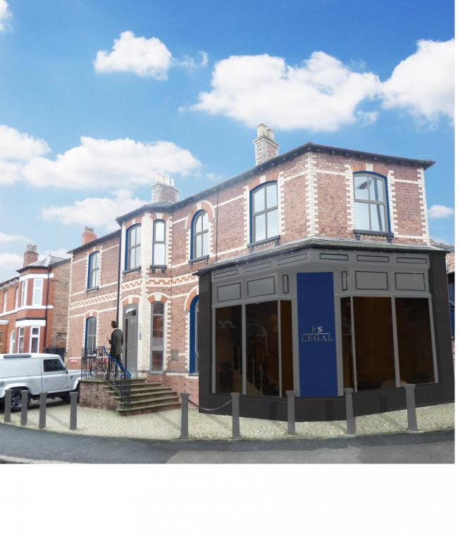 Alpha House in Altrincham will be the new home of FS Legal Solicitors