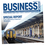 Messenger Newspapers: business march 2018 cover