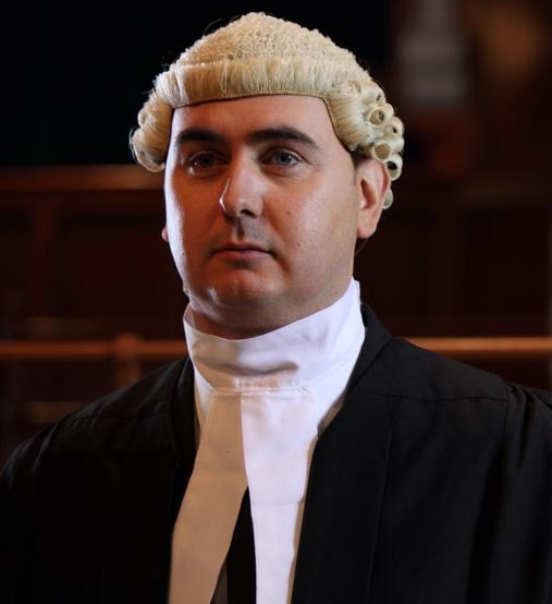Wayne Devlin as Judge George Hempal