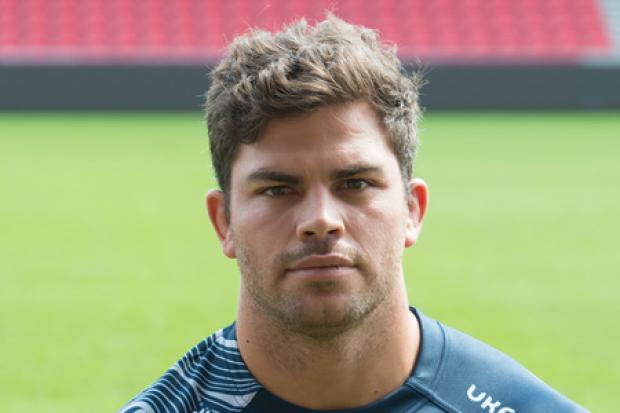 Sale Sharks' Jono Ross