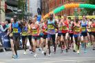 The 10k course goes past Old Trafford, the Imperial War Museum and the Lowrybefore heading back to the spectator packed finish line in the shadow of BeethamTower on Deansgate.