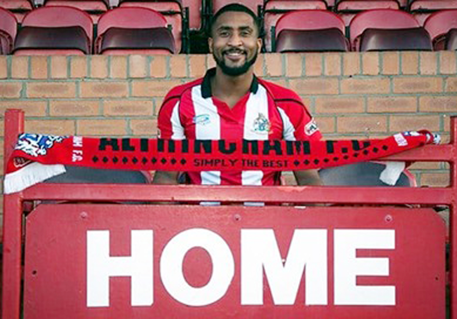 Alty summer signing Anthony Dwyer. Picture by Michael Ripley Photography