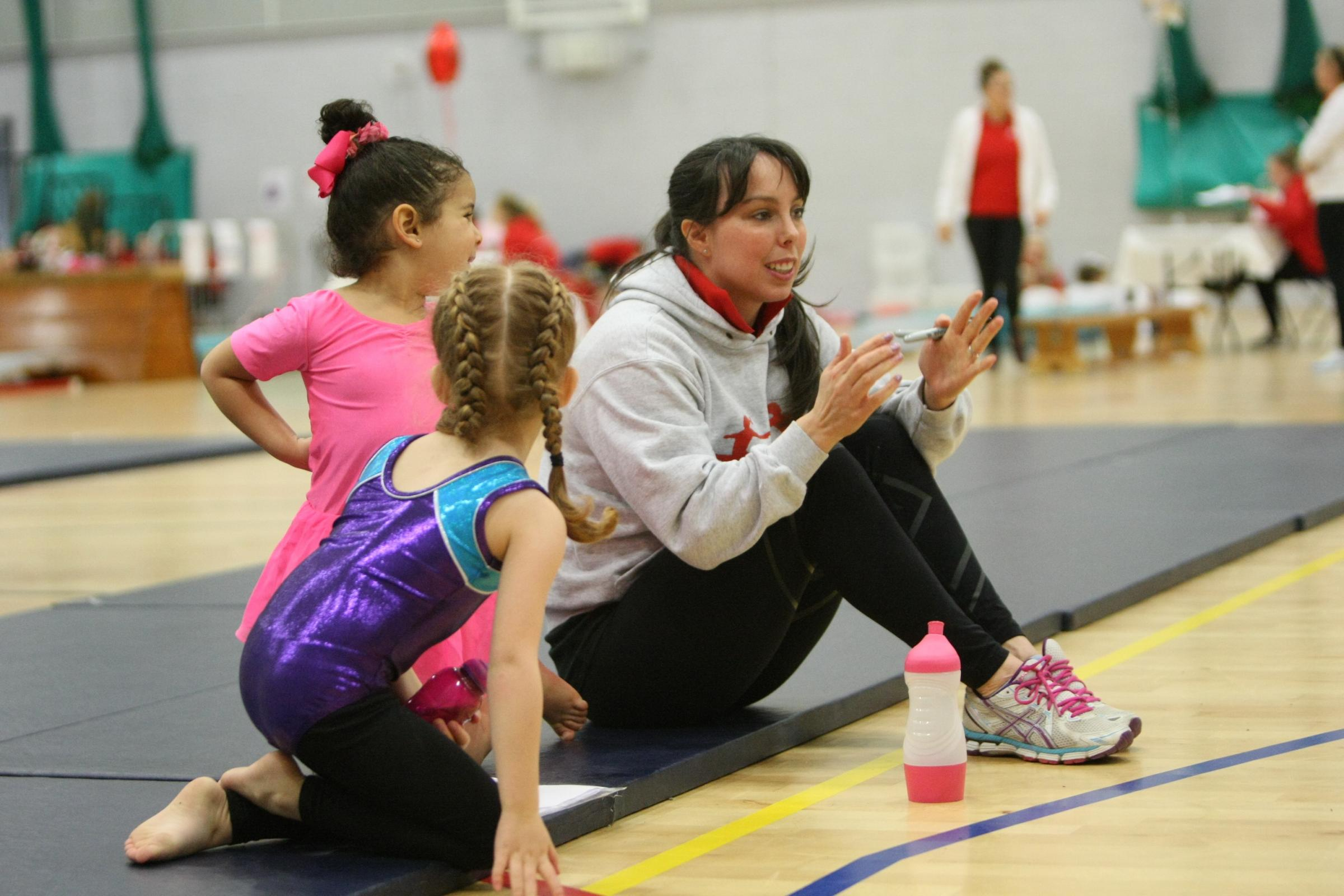 World Champion and Olympic Medallist, Beth Tweddle MBE, will be holding a free-to-attend gymnastics evening at Thornleigh Salesian College, Bolton on June 22, for ages 2-7.