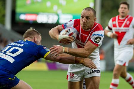 James Roby in action