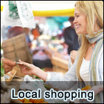 Messenger Newspapers: Local shopping and retail features and supplements