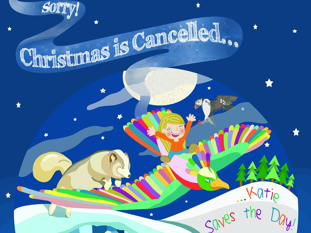 Sorry!  Christmas is Cancelled (11:30am Performance)