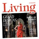Messenger Newspapers: Cheshire Living Cover 2018 Autumn