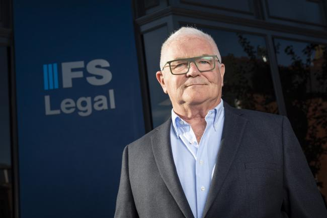 Kit Sorrell, of Altrincham-based FS Legal, has been involved in some of the UK's most notable corporate negligence cases