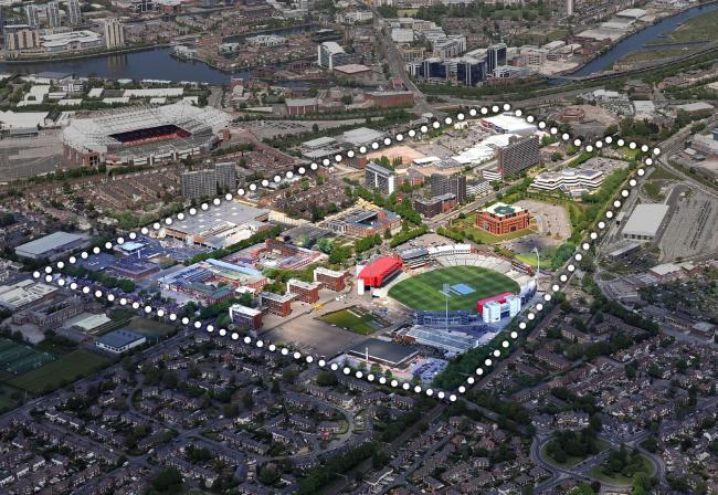 The Civic Quarter Masterplan will transform Stretford