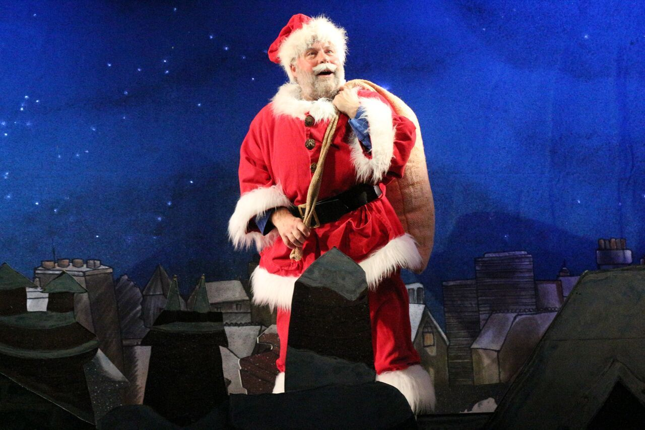 Father Christmas is coming to Sale Waterside Arts this December.
