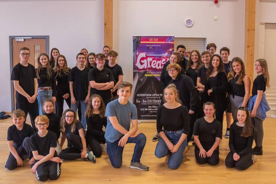 Grease Junior, the debut performance by their newly formed SAMT Youth