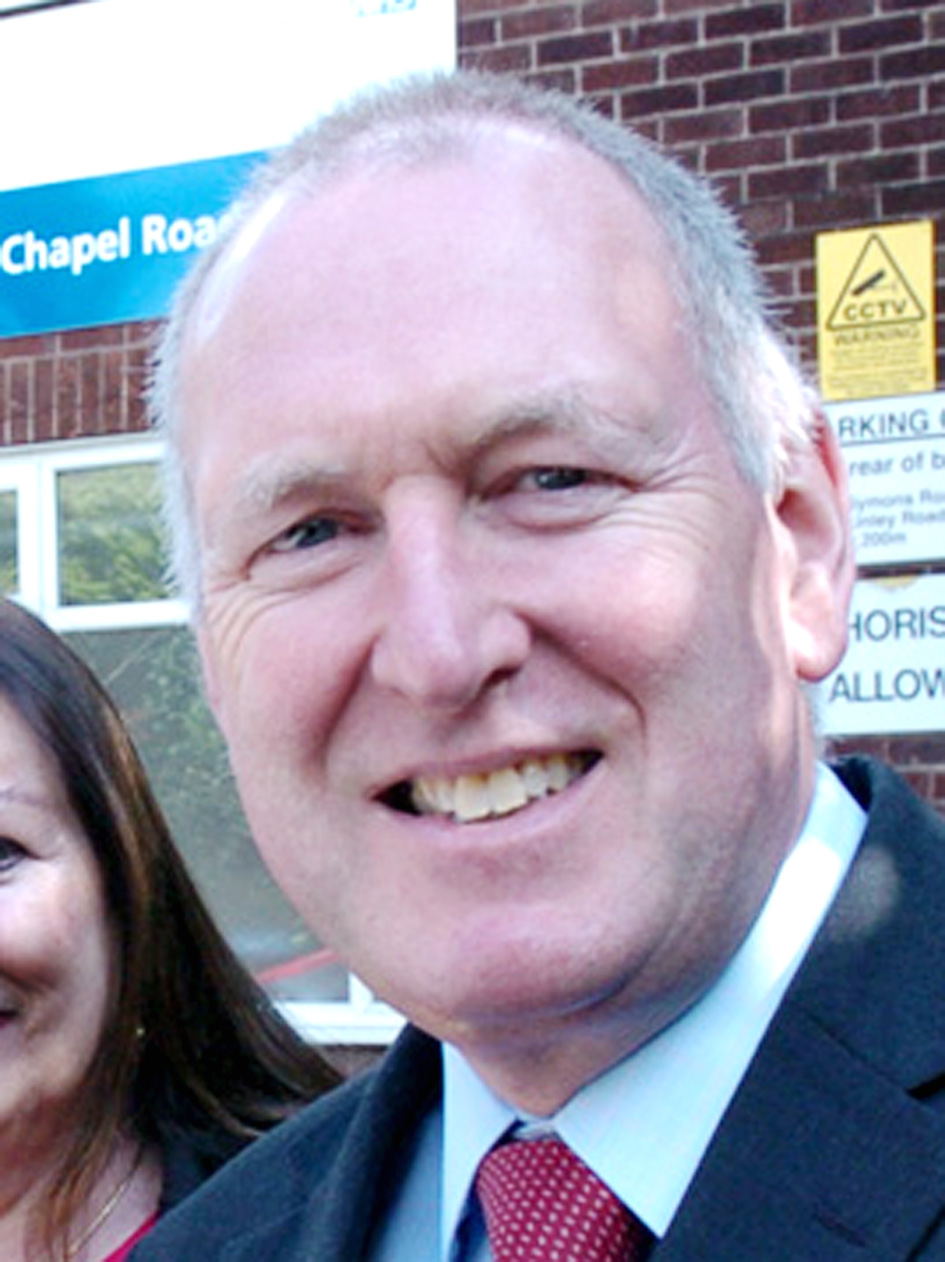 Tributes pour in for Wythenshawe and Sale East MP, Paul Goggins, who died last night