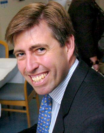 ALTRINCHAM and Sale West MP Graham Brady has signed the Motor Neurone Disease (MND) Association's Charter