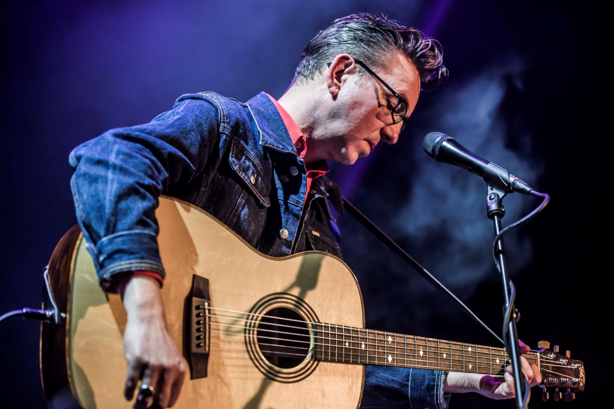 Richard Hawley playing one of two shows at The Met last year