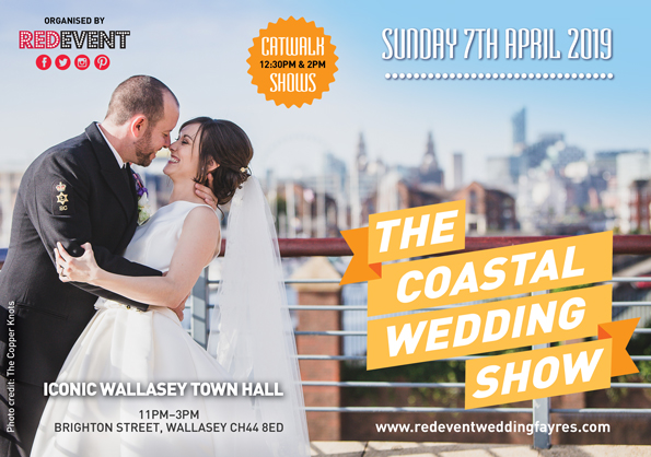 The Coastal Wedding Show, Merseyside