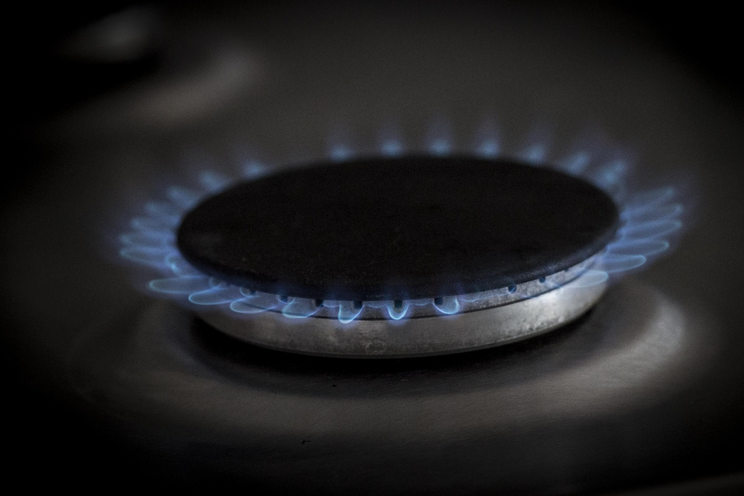 A gas ring, as small energy supplier Solarplicity has been banned by Ofgem from taking on new customers