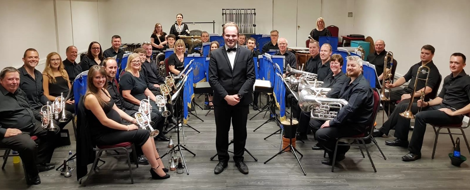 Flixton Band. Picture: Flixton Band