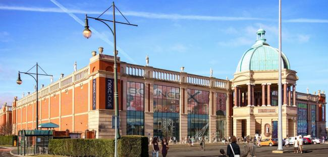 The £75 million transformation of intu Trafford Centre's Barton Square will see a new flagship Primark store open early next year.