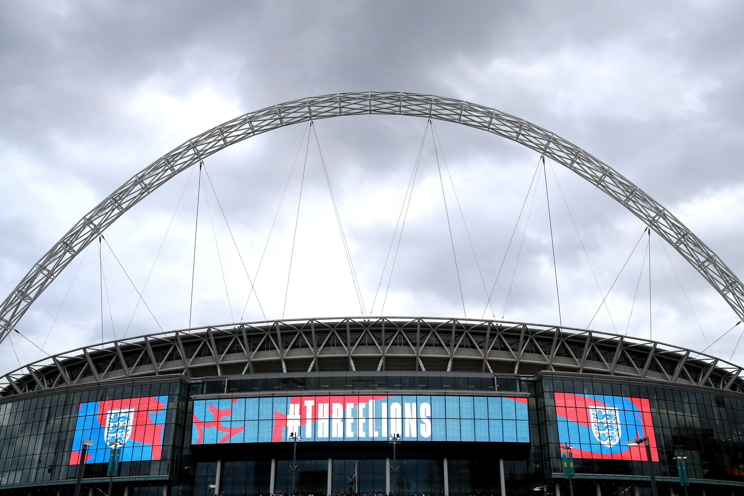 Wembley hosts the Carabao Cup final this weekend (Adam Davy/PA)