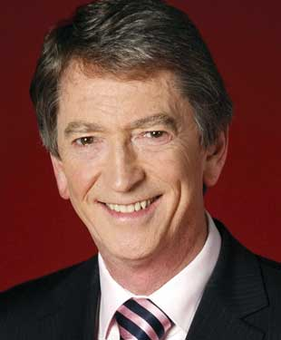 PRESENTER: Gordon Burns