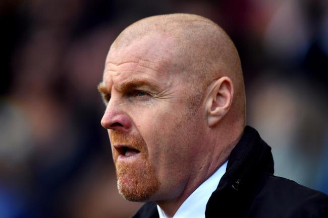 Sean Dyche praised his Burnley players for taking knocks on the chin this season
