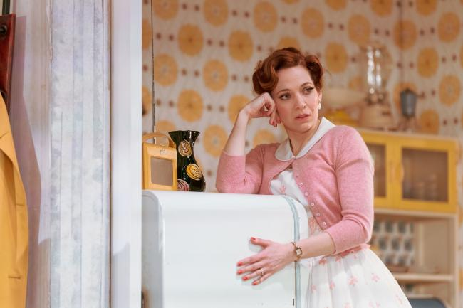 Katherine Parkinson as Judy