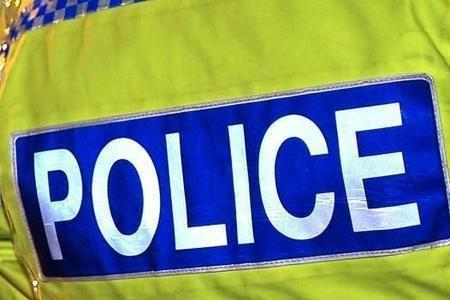 Man arrested on suspicion of biting a police officer